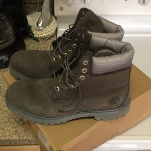 Brand New Men's Timberland Boots Size 11